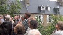 visite commentée du Grand Doyenné à Avranches - 16 juin 2013