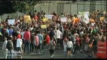 Brésil : manifestations contre les dépenses de l'organisation du Mondial 2014