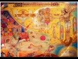 Parintele Arsenie Boca ~ pictura de la Biserica Draganescu ~