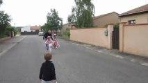 Vélo sans roulettes