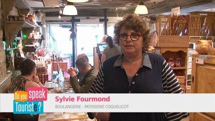 interview de Sylvie Fourmond - Boulangerie Coquelicot - Do you speak Touriste