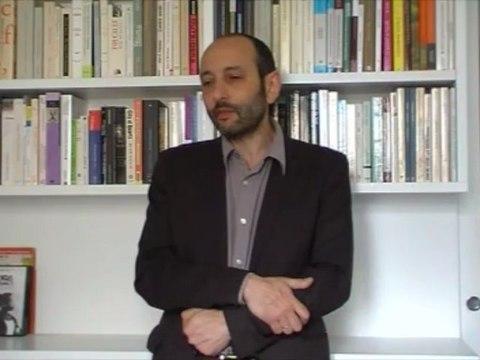 """Interview de Renaud Epstein auteur de """"La Rénovation urbaine"""" aux Presses de Sciences Po"""