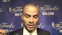 Finale NBA: les Spurs de Tony Parker remportent le match 5