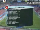 Coupe Confédération Tunisie-Argentine