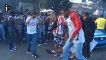 Brésil : une autre confrontation se joue en dehors des terrains