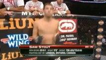 HD Tyron Woodley vs Jake Shields fight video