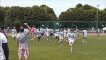 MLSGP - Racing Finale Tournoi Jo Urquia Minimes Rugby -15 ans 2e mi-temps