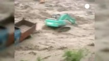 Dozens killed after days of heavy rains in northern India