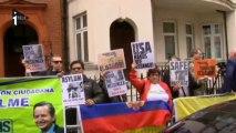 Londres : Julian Assange toujours dans l'impasse