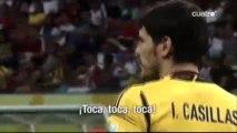 Así fue el partido de Iker Casillas frente a Uruguay