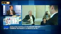 BFM STORY: Législative à Villeneuve-sur-lot, comment répondre à la montée du FN? -17/06