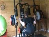 squat 230 kg no atg