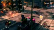 ZOMBIE CHAINSAW EXPLOSIONS! (Saints Row 3 Gameplay/Cheats)
