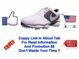 &^ Shop at Nike Golf Men's Nike Lunar Control II Golf Shoe,White Volt Reflect Silver,12 M US Top Deals$(