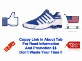 !% Check Price Nike Shox NZ Mens Running Shoes Old Royal White-Old Royal 378341-404-9.5 Reviews%(