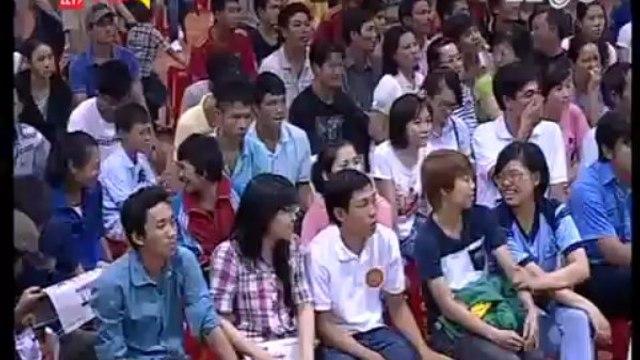 Giải võ cổ truyền - Trận 5: Võ sĩ Nguyễn Văn Đức (B. Thuận) - Huỳnh Đỗ Long Bình (QK7)