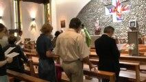 LES W-D.D. MICHOU NEWS - 16 JUIN 2013 - PAU - CE DIMANCHE A 11 HEURES LA MESSE ETAIT CELEBREE EN ANGLAIS  A  L'EGLISE STE THERESE .