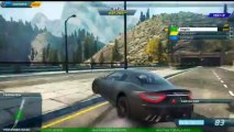NFS: Most Wanted Multiplayer w/ ONS1AUGH7 and B3NDRO - Part 6 (NFS 2012 NFS001)