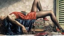 D.W.C. Coast - Painter Paul Kelley