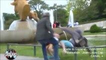 Groland fait peur aux touristes Chinois à Paris