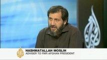 Al Jazeera talks to former adviser to Afghan  president