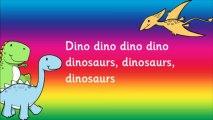 Dino, Dino, Dino, Dino Dinosaur
