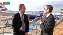 Les commandes d'Airbus au Bourget : Fabrice Brégier, PDG d'Airbus, Intégrale Bourse - 18 juin