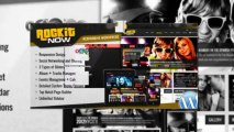 Wordpress Themes for Musicians, Bands, Singers