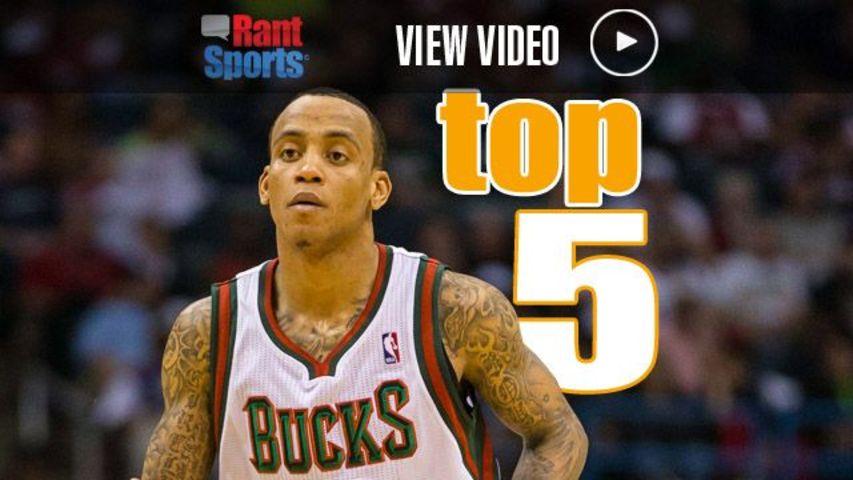 Top Five Landing Spots For Monta Ellis in NBA Free Agency 2013
