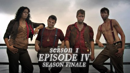 Pete Winning and the Pirates - Ep 1.04 - Season 1 Finale