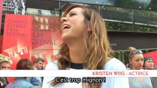 Champs-Elysées Film Festival TV - Mardi 18 juin - Le Zoom