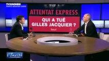 """Patrick VALLELIAN : """"Qui a tué Gilles Jacquier en Syrie ?"""""""