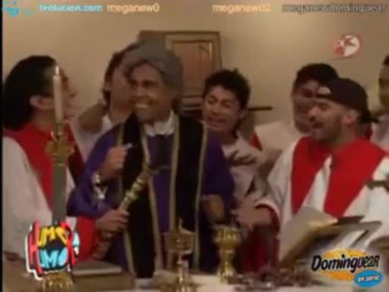 el padre ramon en una boda - humor a quien humor merece - YouTube