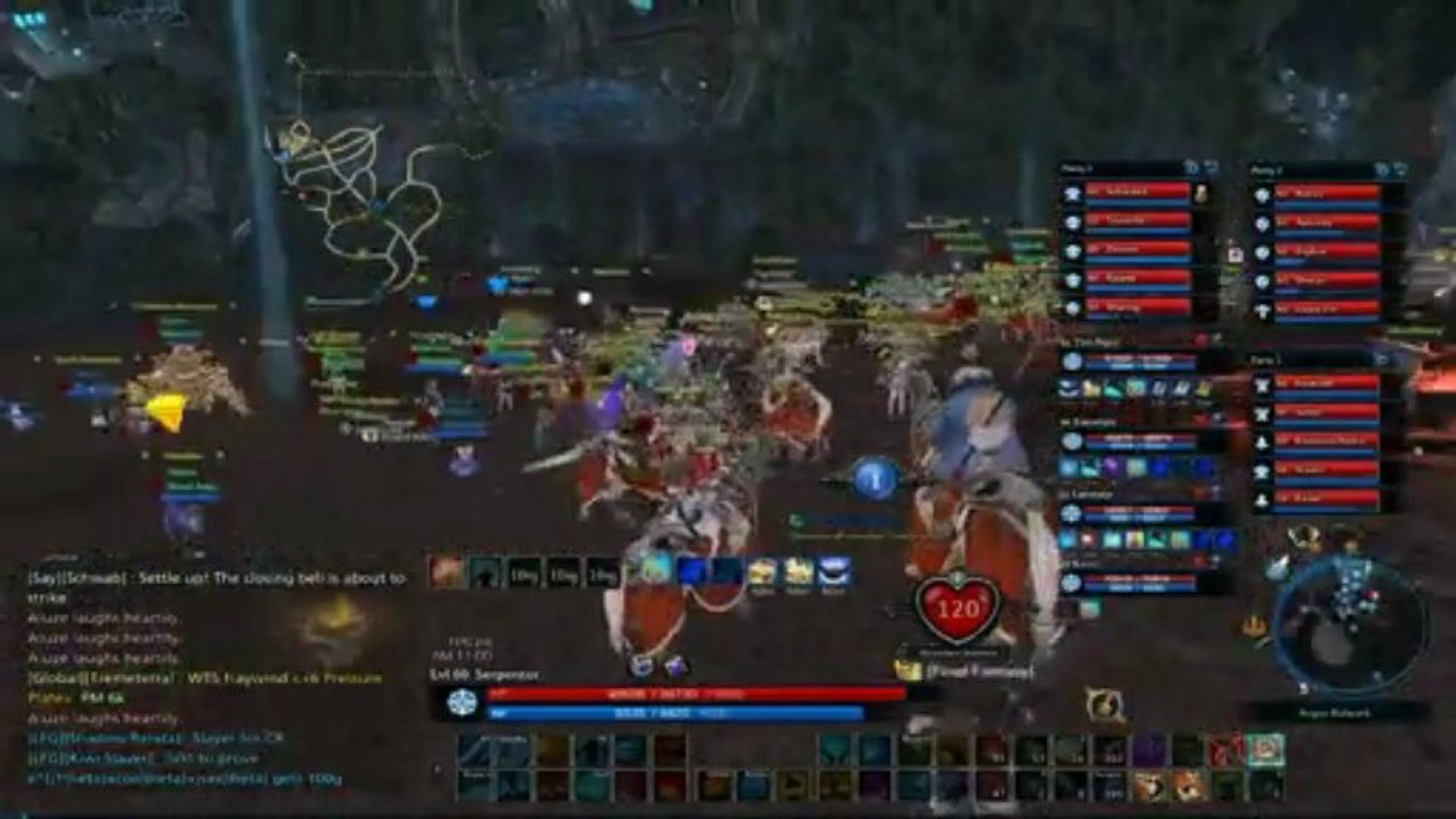 Blood Rain Nexus Raid