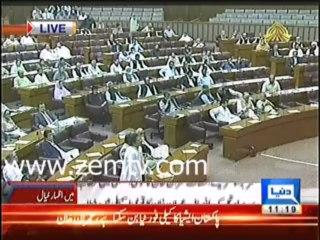 Imran Khan Speech in National Assembly Speech – 19th June 2013