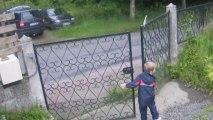 Soly ouvre le portail