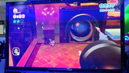 E3 : Super Mario 3D World gameplay
