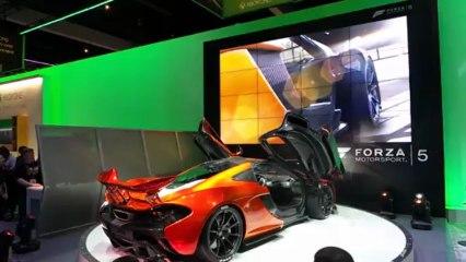 E3 Mclaren Forza