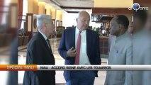 Mali : Accord signé avec les touaregs