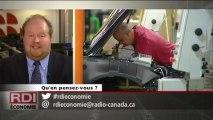 RDI Économie - entrevue avec Jean-Paul Giacometti