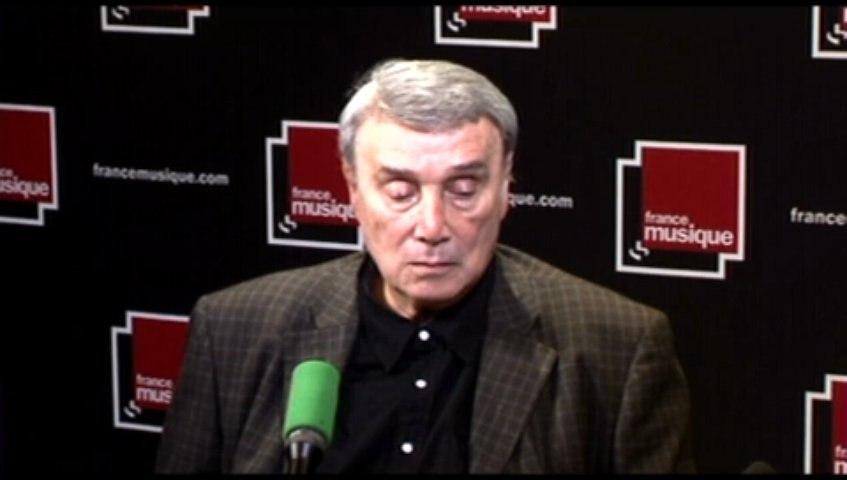 Pierre Lacotte - La matinale