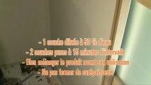 beton cire deco salle de bain murs sols paroi douche design