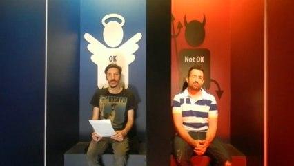 Ο σταρ συμπαρουσιαστής (Θέμης Γεωργαντάς @Cosmo.gr)