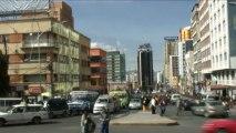 Temps flou - Bolivie La Paz Avenida Arse - Extrait