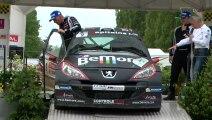 Score maximum pour PH Sport au Rallye des Vins Mâcon