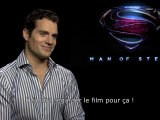 Les interviews exclusives de Zack Snyder et Henry Cavill