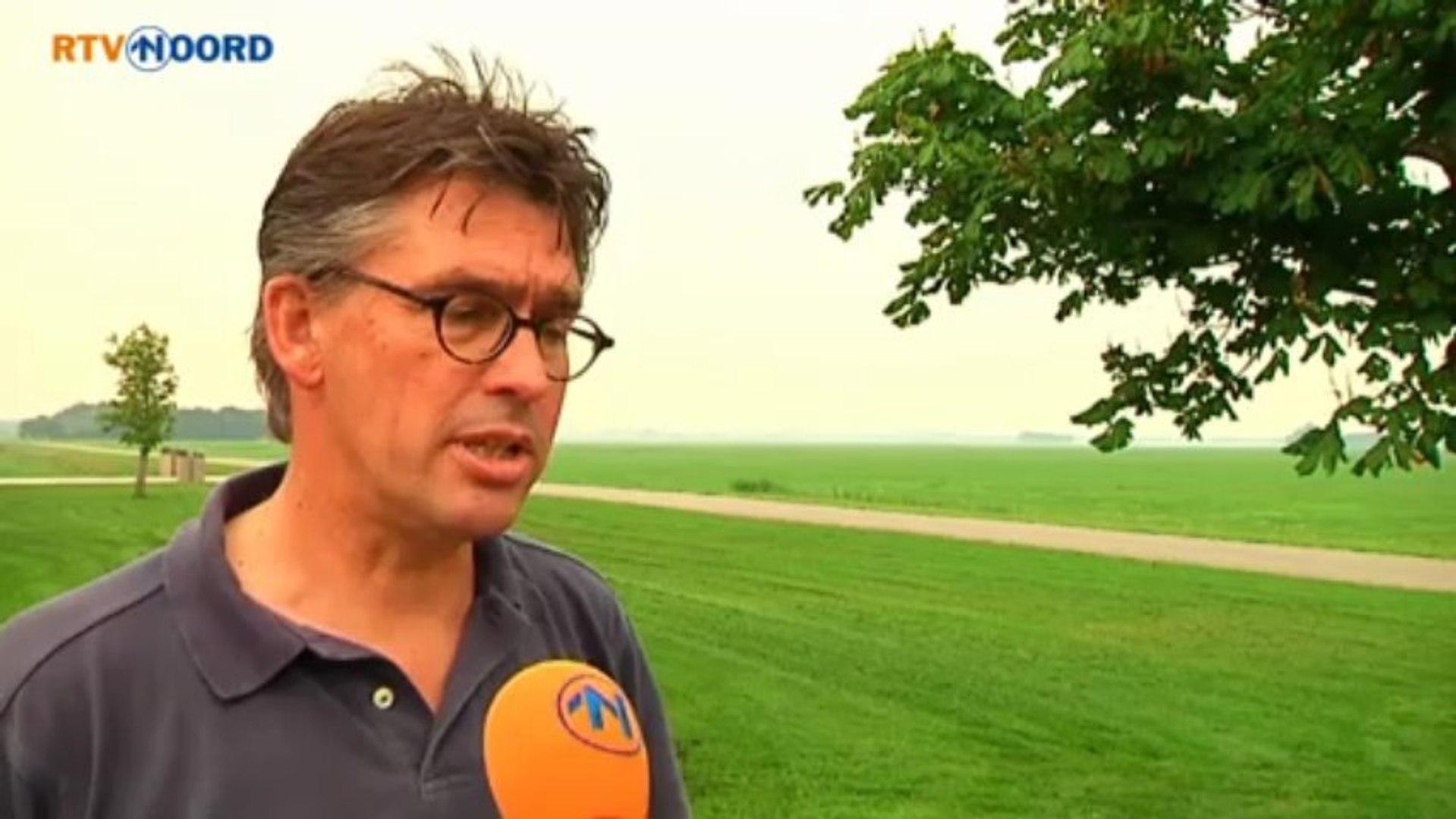 Groot aantal boeren heeft schade door aardbevingen - RTV Noord