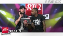 Vidéo : Skip The Use - Questions Backstage RTL2 #CTTPRTL2