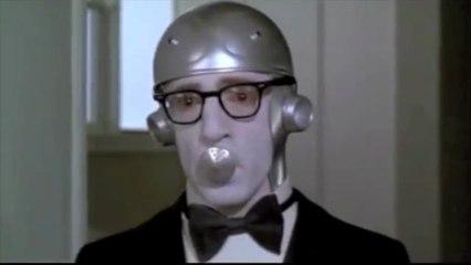 Woody Allen is the Terminator