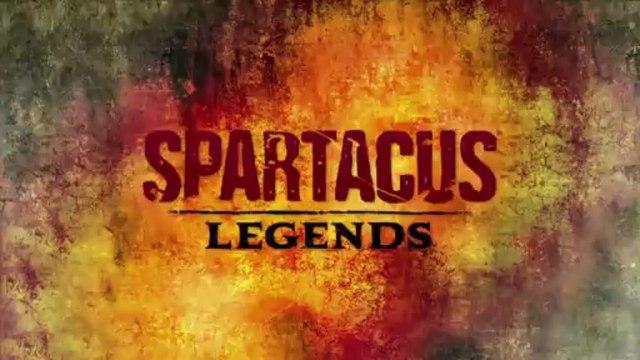 Spartacus Legends (PS3) - Un premier trailer de Spartacus legend